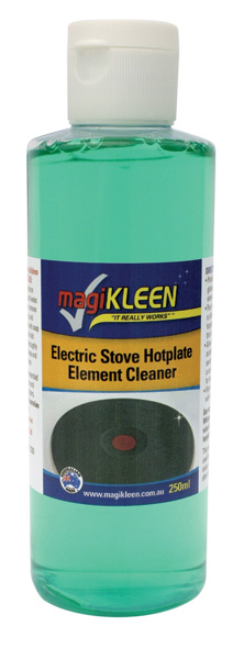 Electric Stove Solid Hotplate Element Cleaner